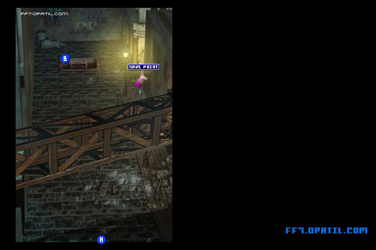 Sector 8 Underground Map : FF7 All Location Maps - FF7 Walkthrough ...